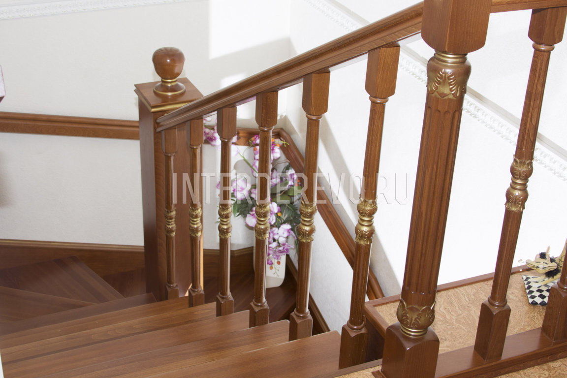 Изготовление ограждений и лестниц на металлокаркасе на